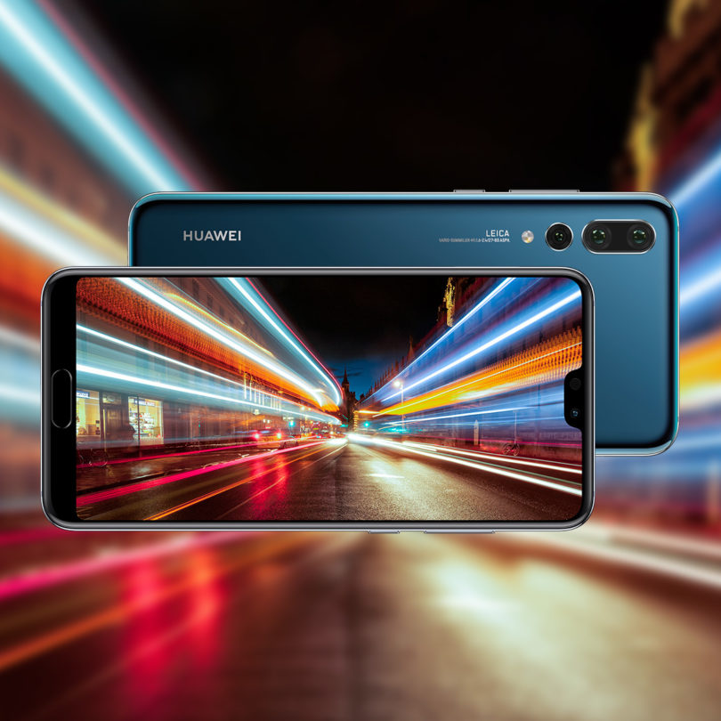 Huawei objavil poslovne rezultate za prvo polovico leta 2018