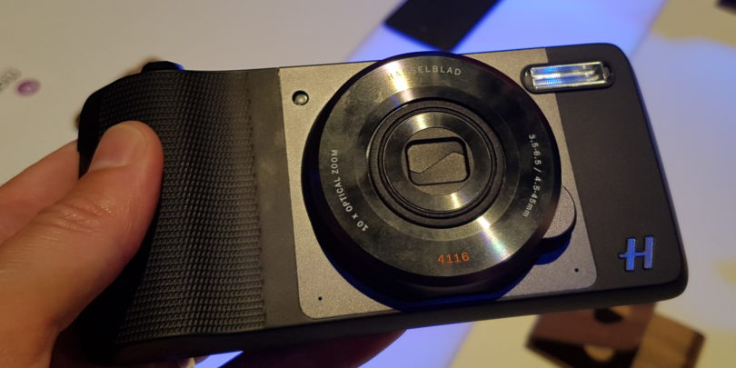 Lahko fotoaparatski dodatek za telefon končno uspe?