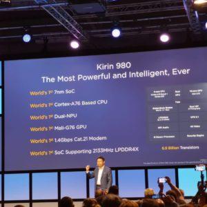 Huawei predstavil pameten, zmogljiv in učinkovit procesor