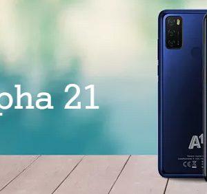 A1 tretje leto zapored s svojim telefonom, tokrat je to Alpha 21