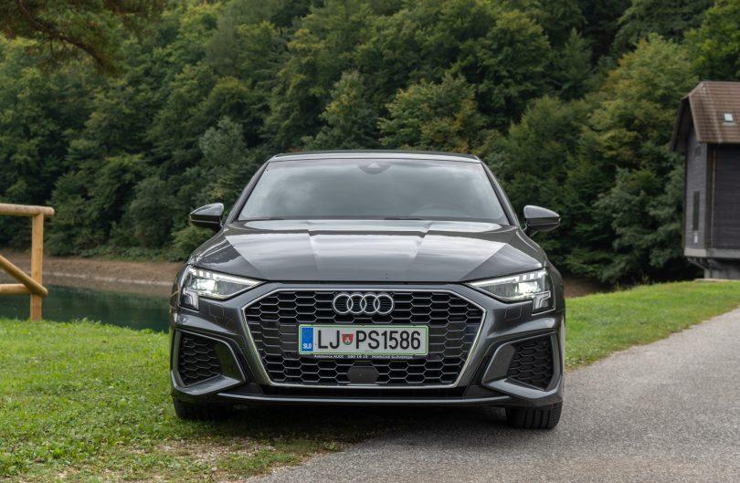 Audi A3: Drugačen in na višjem nivoju kot ostali trije