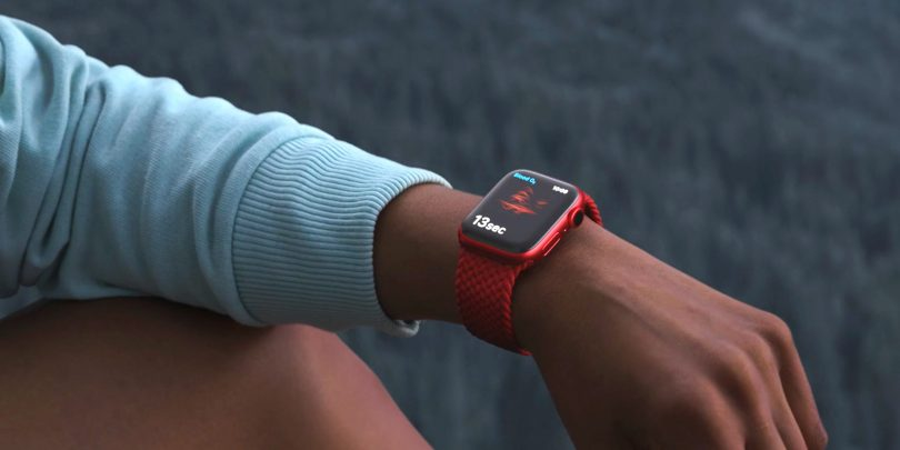 Apple Watch še z merjenjem kisika v krvi in za otroke