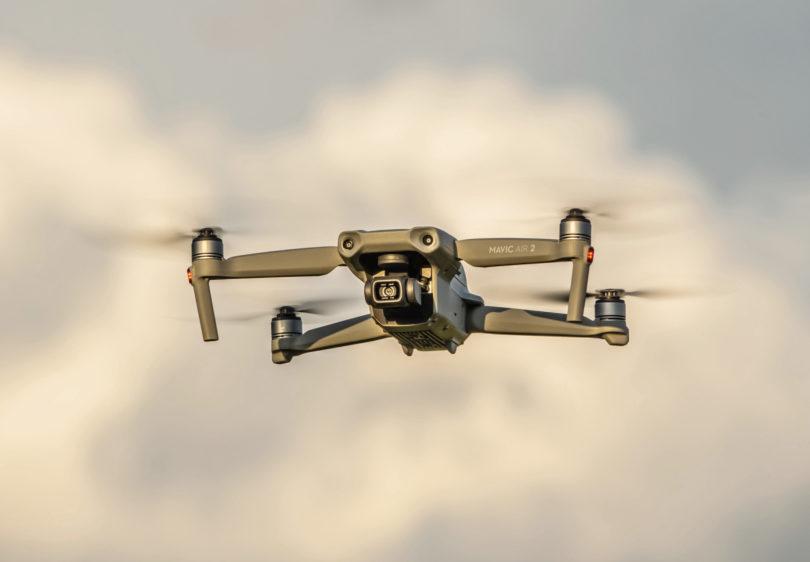 DJI Mavic Air 2: Skoraj popoln dron (#video)