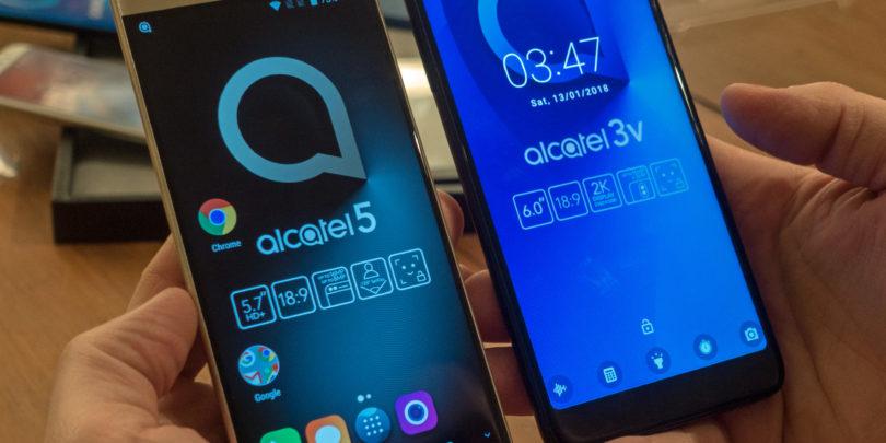 Alcatel nagovarja cenovno občutljive kupce
