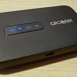 Priročna in poceni dostopna točka LTE