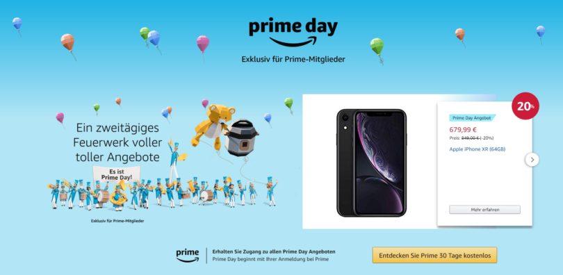 Danes je Amazonov Prime Day, kako do popustov?