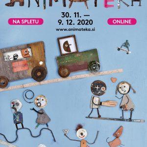 Festival Animateka je letos na spletu in že poteka