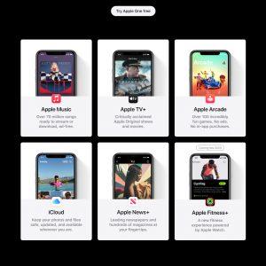 Naročnina Apple One je na voljo, toda za marsikoga bo smiselna šele sredi zime