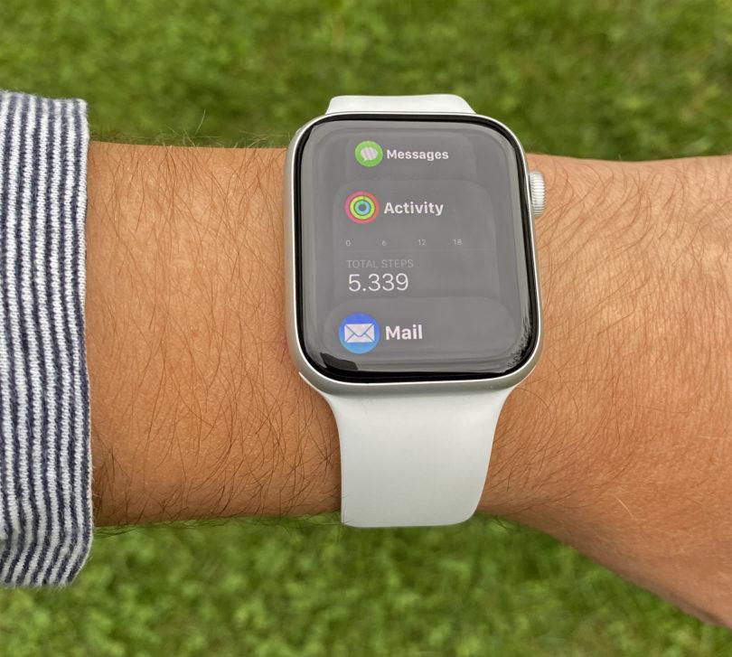 Apple Watch Series 5: Samo ena konkretna izboljšava, a ta toliko bolj dobrodošla