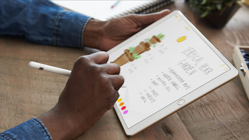 Mogoče iPad Pro le postaja zanimiva alternativa klasičnim računalnikom