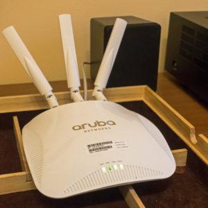 Vprašanje, če bom doma še kdaj imel tako dober wi-fi