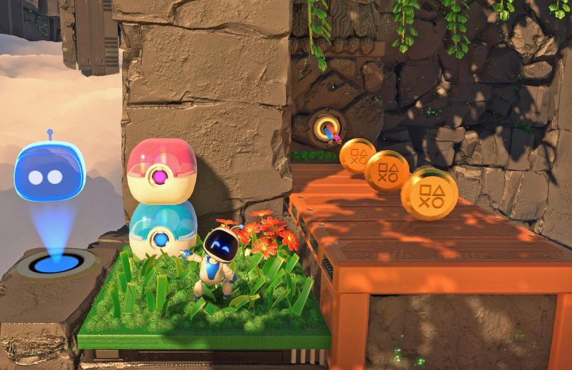 Astro's Playrooom: Za zdaj najboljši prikaz zmožnosti krmilnika DualSense (#video)