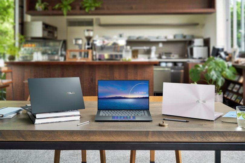 Asus za jesen in zimo stavi na nove Intelove procesorje in zaslone OLED