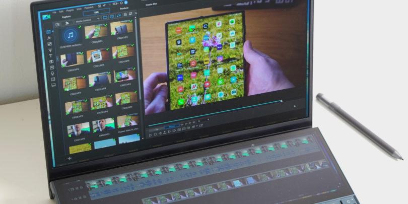 Asus Zenbook Duo (UX481): Dvozaslonska ekstravaganca za ustvarjalne (#video)