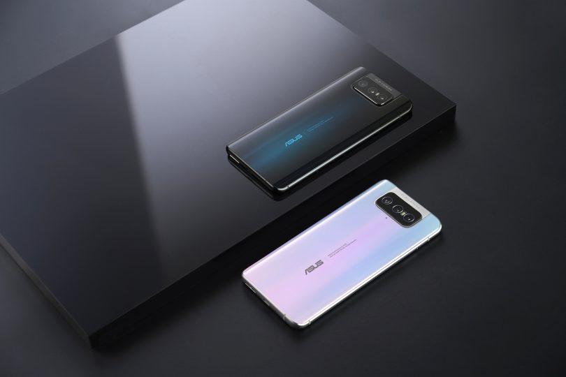 Asus nadaljuje z vrtljivo kamero v telefonih Zenfone 7