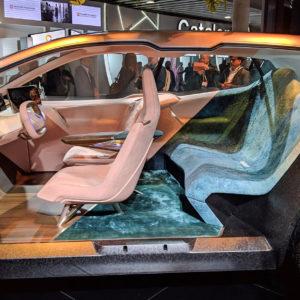 BMW Vision iNext ali vizija avta, ki bo bolj osebni pomočnik kot prevozno sredstvo