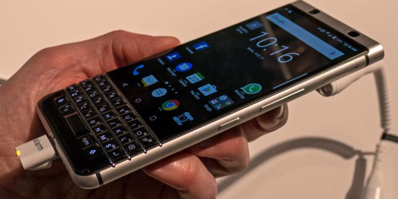 Blackberry je prav tako samo še znamka, ki ne pomeni nič več