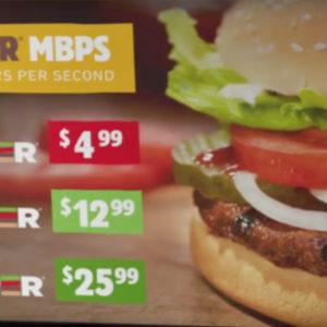 Plačaj več, če hočeš svoj burger takoj