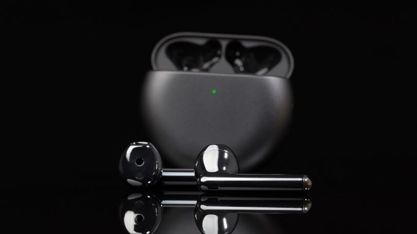 Huawei za slušalke FreeBuds 4 pridobil potrdilo o okoljski odličnosti