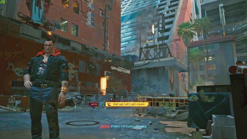 Cyberpunk 2077 drsi v največjo igričarsko polomijo leta