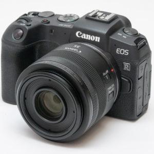 Canon EOS RP: Obeta se srdit boj za preostale uporabnike