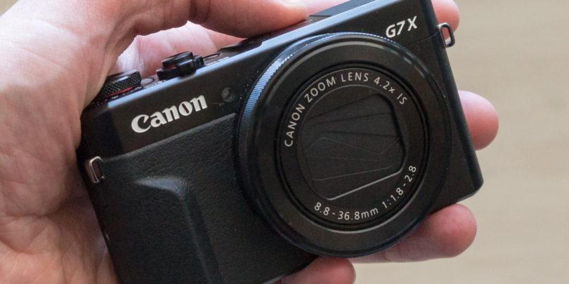 Canon G7X mark II: Fotoaparat, ki ga Sony noče izdelati