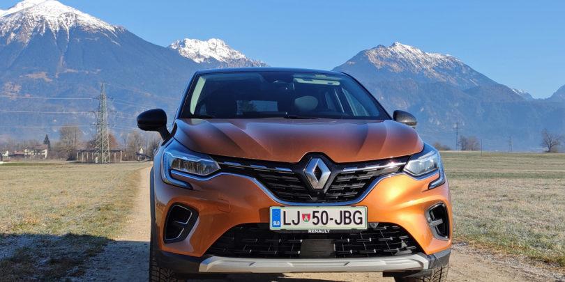 Novi Renault Captur je podoben, a vseeno povsem drugačen avto kot stari (#video)