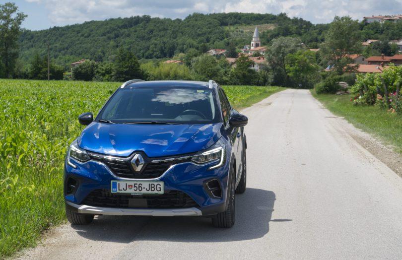 Renault Captur 130 TCe EDC: Hitro odraščanje
