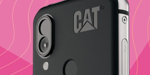 Cat S62 Pro prihaja z najboljšo toplotno kamero doslej