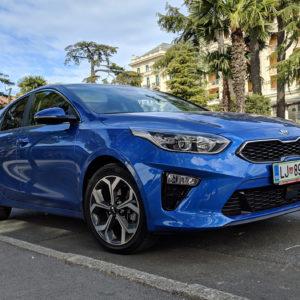 Kia Ceed Fresh 1.0: Največ nezaznavnega avta za vaš denar