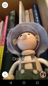 Chipolo je še vedno daljniski sprožilec za selfieje.