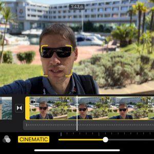 »Kinematografsko« snemanje z iPhonom še ni za predvajanje v kinu (#video)