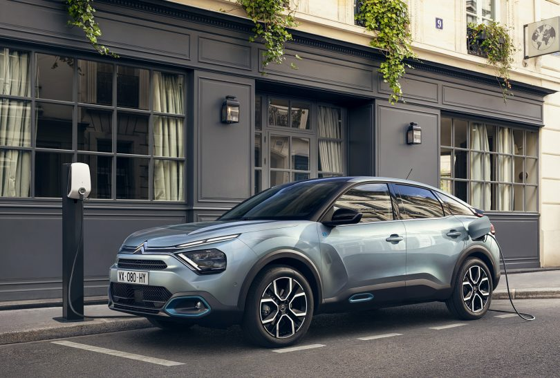 Vstopna cena za električni avto je očitno 35 tisoč evrov