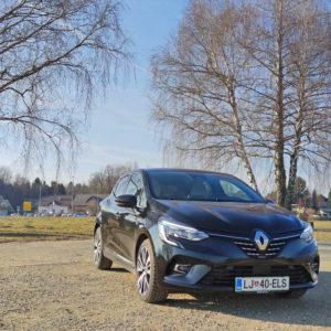 Renault Clio TCe 130 EDC: Končno izpolnitev znamenitega slogana