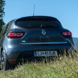Renault Clio (I Feel Slovenia): Dobra osnova kliče po osvežitvi