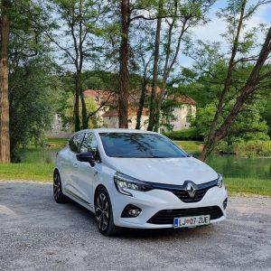 Renault Clio e-tech hibrid in iskanje odgovora, kateremu avtu bi se ta tehnologija lahko podala