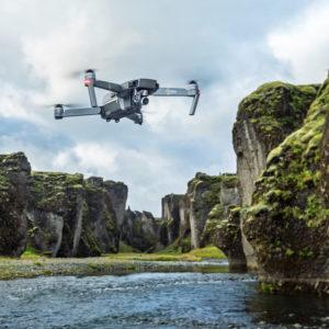 DJI utrjuje vodilno mesto med ponudniki snemalnih letalnikov