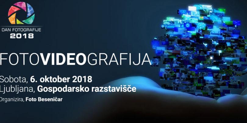 Obiščite največji fotografski dogodek v Sloveniji: Dan fotografije – Videografija