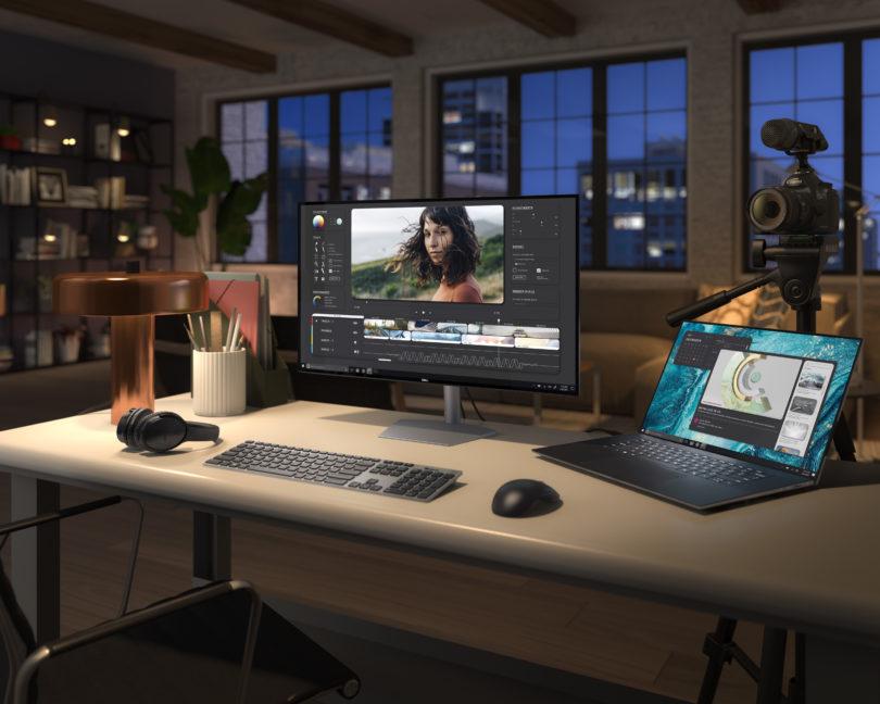 Dell predstavil prenosnika z »lebdečim« zaslonom