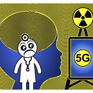 5G bo imel škodljiv vpliv na zdravje vseh, ki verjamete v teorije zarote