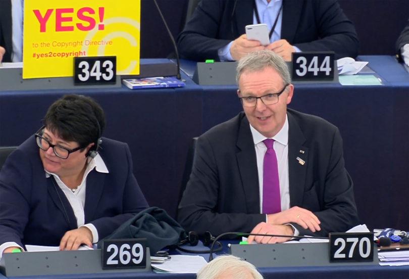 Direktiva o avtorskih pravicah je sprejeta