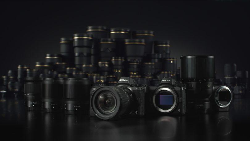 Brezzrcalni fotoaparati: Nikonova vojna Z v polnem formatu