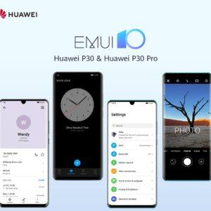 EMUI 10: Spoznajte eleganten, zmogljiv in do uporabnika prijazen sistem