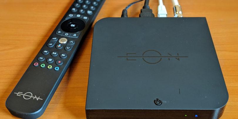 EON box: Korekten TV sprejemnik, ki pa nikdar ne bo več kot to!