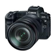 Canon EOS R – Ko se zbudijo veliki