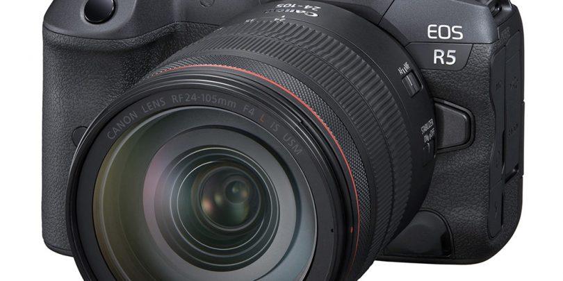 Canon EOS R5 je tehnološka ekstravaganca na kvadrat