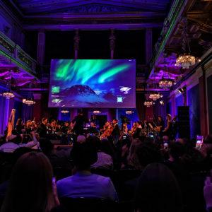 Matjaževih 180 (3. del) – Dunajski zvok polarnega sija