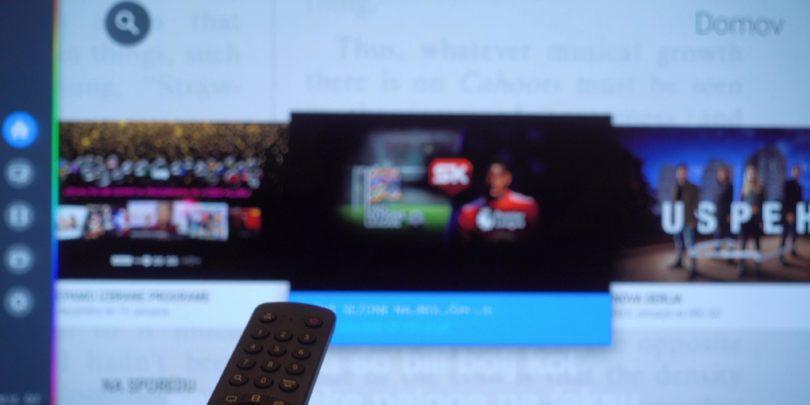 Matjaževih 180 (6. del): Zakaj ima EON toliko tipk in zakaj Philips/TP Vision že tri leta izdeluje enak televizor?