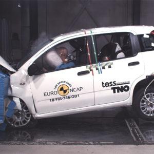 Fiat Panda in Jeep Wrangler dokazujeta, kako pomembni so sodobni varnostni sistemi