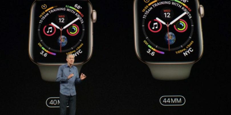 Apple Watch v Sloveniji, za zdaj brez LTE